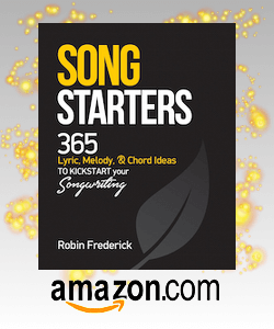 Song Starters at Amazon